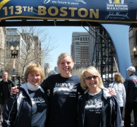 Boston Marathon 2009.slide show pic