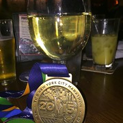 """TCS-NYC 2015 medal dawn and tina • <a style=""""font-size:0.8em;"""" href=""""http://www.flickr.com/photos/24030685@N04/22526786350/"""" target=""""_blank"""">View on Flickr</a>"""