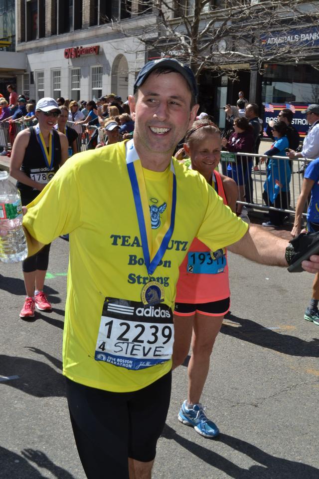 Steve Lutz boston 2014 pic