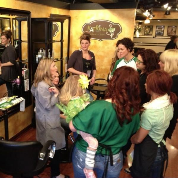 2013 – Hair/Skin Professionals Education and Awareness