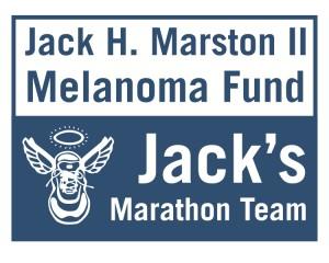 EIN20-1363653 Jack H. Marston II Melanoma Fund Logo