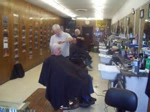Glen Ellyn Busy Bee Barbers and Nathan Evans