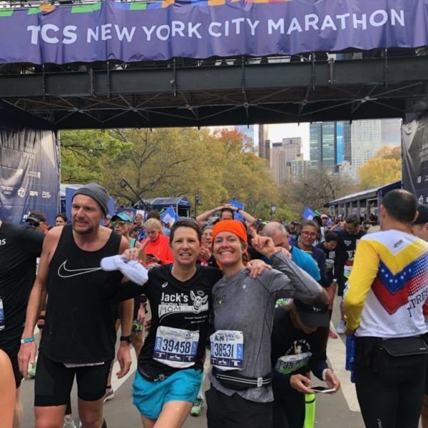 Why We Run:  Daniella (JMTNYC2019).