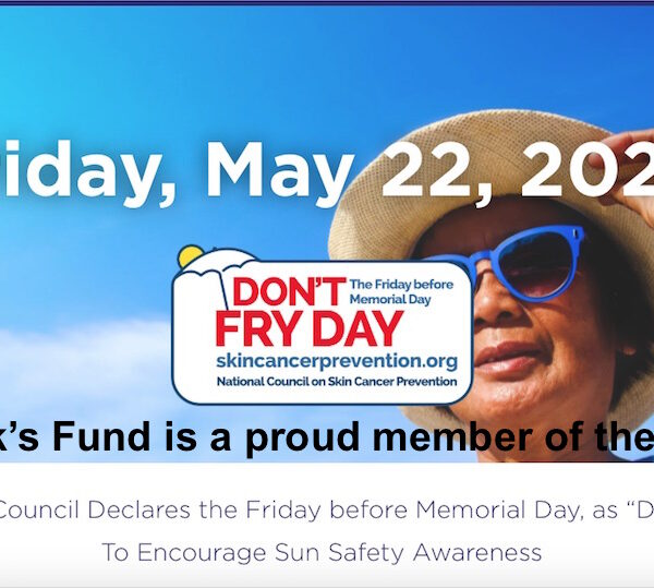 May 22, 2020: Don't Fry Day